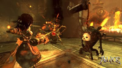 Читы для игры Alice: Madness Returns