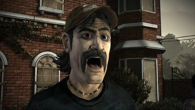 The Walking Dead: Game of the Year Edition может п...