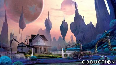 Идея Obduction на движке Unreal Engine 4 появилась...