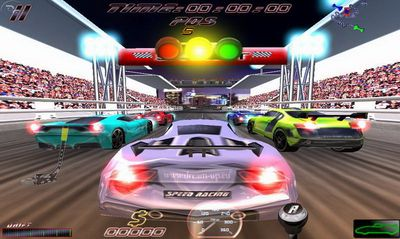 Android игра Speed Racing Ultimate от Dream Up