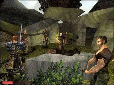 Готика 2 обзор игры