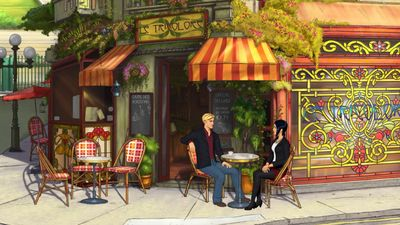Первый эпизод Broken Sword 5 - The Serpent's C...