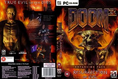 Локализация Doom 3: Resurrection of Evil (Возрожде...