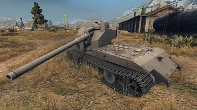 Hell world of tanks