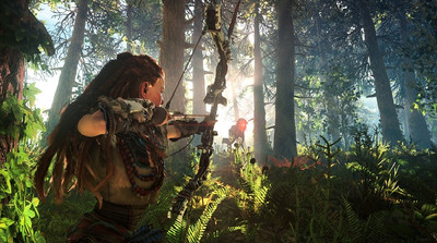 games Horizon: Zero Dawn
